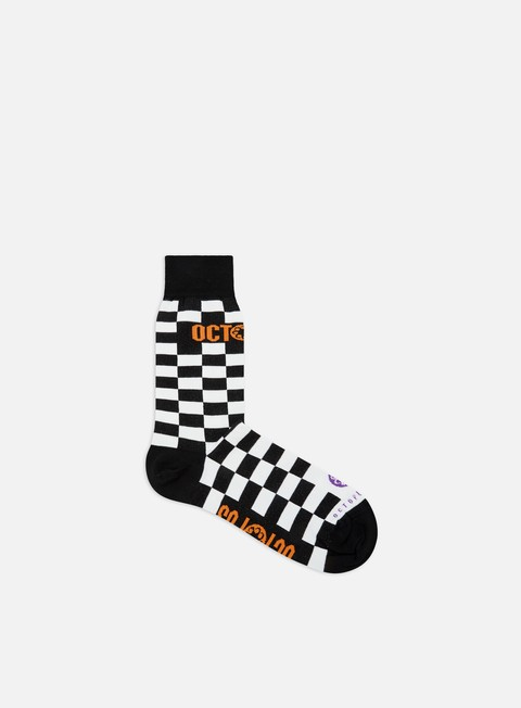 Calze Octopus Octopus Checkered Logo Socks
