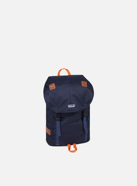 accessori patagonia arbor pack 26l navy blue paintbrush red