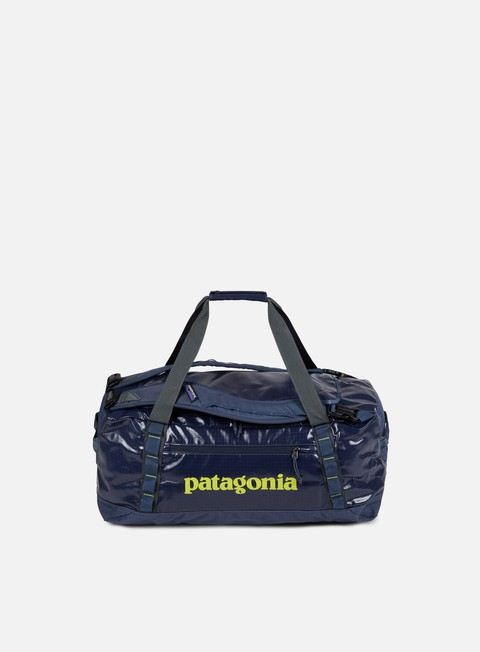 accessori patagonia black hole duffle 60l dolomite blue