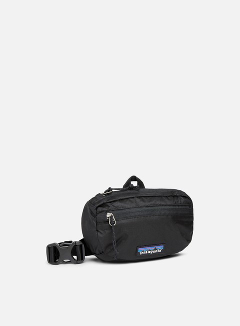 accessori patagonia lightweight travel mini hip pack black