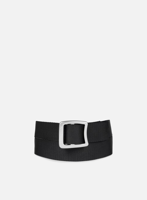 accessori patagonia tech web belt black