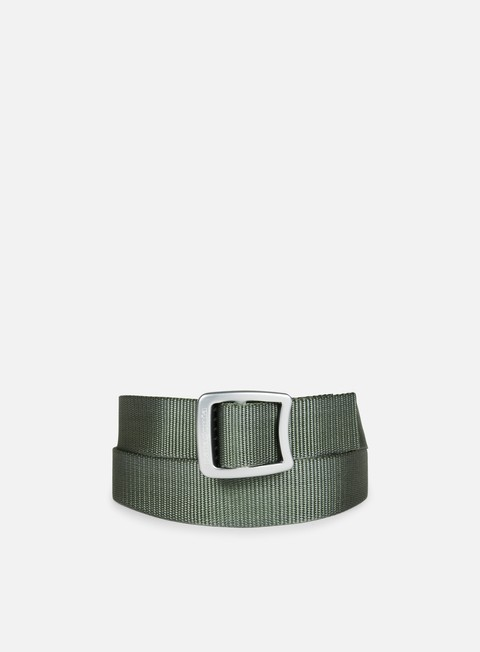 accessori patagonia tech web belt industrial green