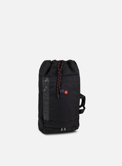 Pinqponq - Blok Backpack, Minimal Black