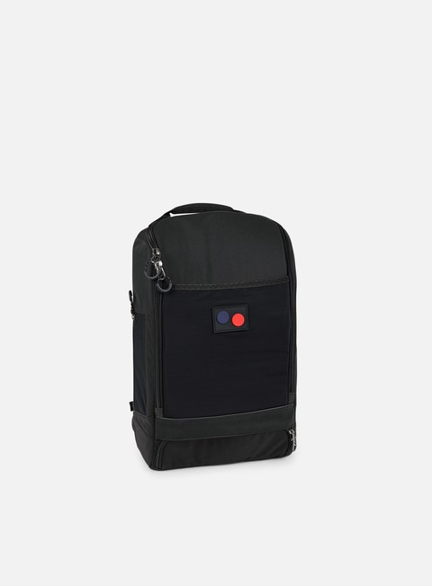 accessori pinqponq cubik large backpack minimal black