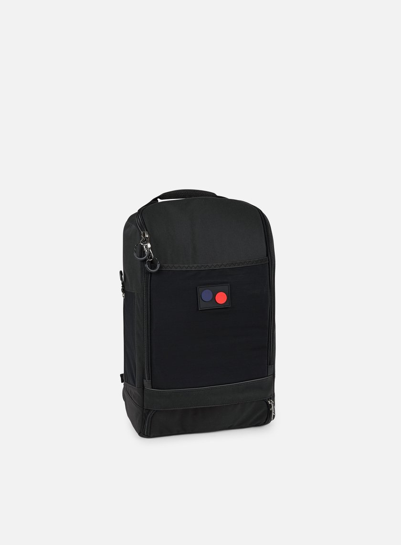 Pinqponq - Cubik Large Backpack, Minimal Black