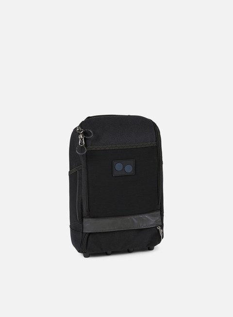 accessori pinqponq cubik small backpack acid black