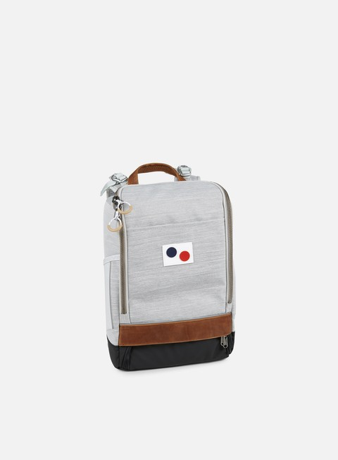accessori pinqponq cubik small backpack blended grey