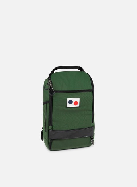 accessori pinqponq cubik small backpack matcha green