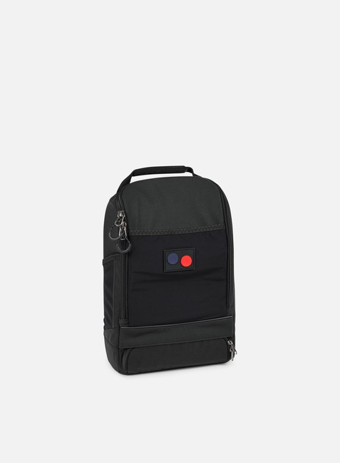 accessori pinqponq cubik small backpack minimal black
