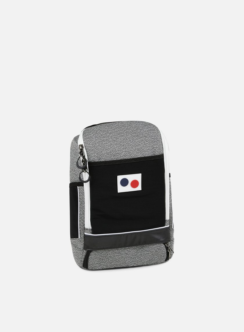 Pinqponq - Cubik Small Backpack, Vivid Monochrome