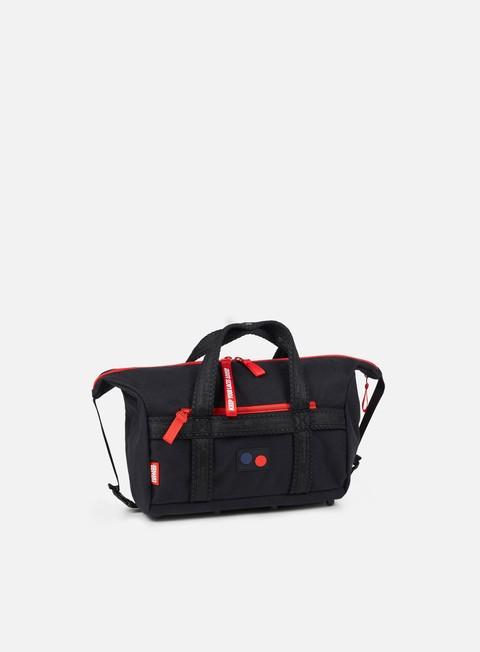 accessori pinqponq sneaker freaker karavan duffle bag black