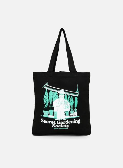 Borse Playdude Secret Gardening Society Tote Bag