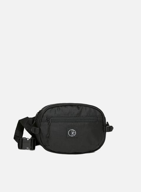 accessori polar skate cordura hip bag black