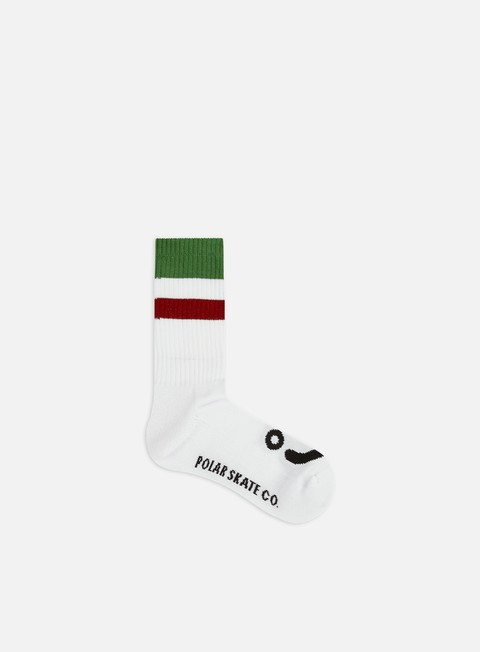 Sale Outlet Socks Polar Skate Happy Sad Stripe Socks