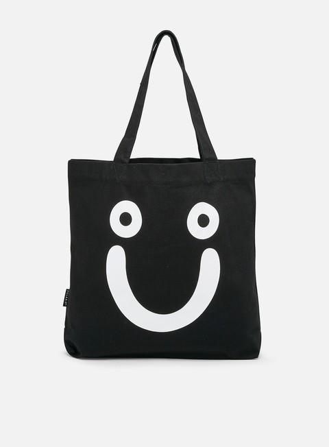 Polar Skate Happy Sad Tote Bag