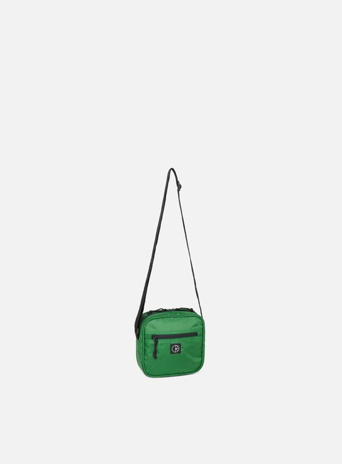 accessori polar skate ripstop dealer bag green