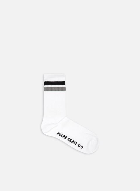 Polar Skate Stripe Socks