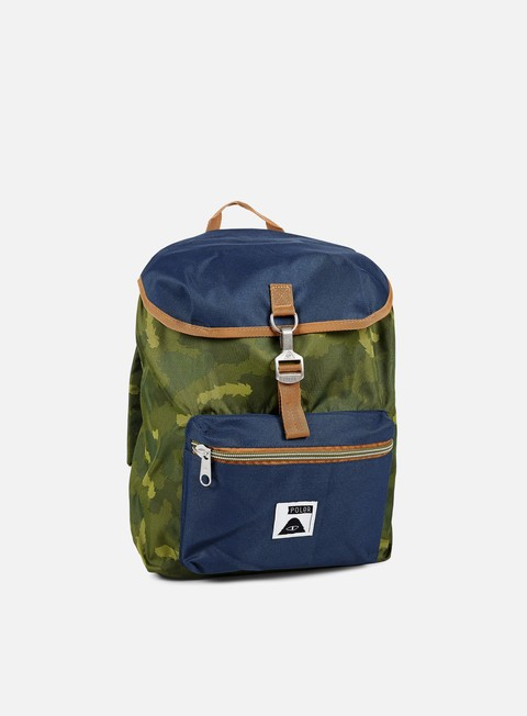 accessori poler field pack green camo