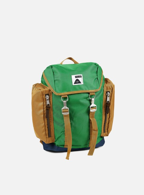 accessori poler rucksack backpack bright green
