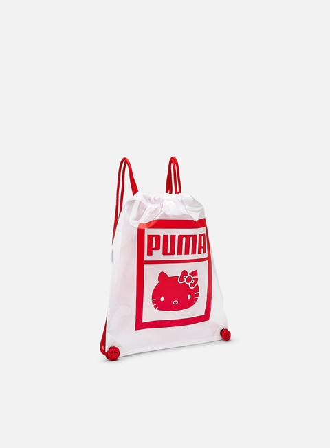 accessori puma hello kitty gym sack transparent