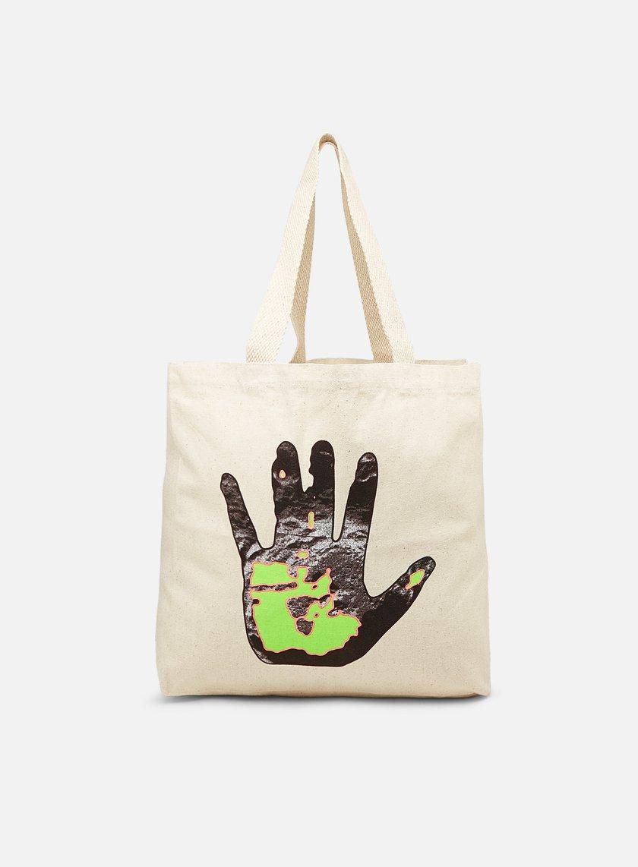 Quasi Hothand Tote Bag