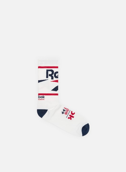 Socks Reebok CL Vector Crew 2 Sock
