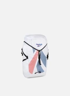 Reebok - Classics Pump Backpack, White