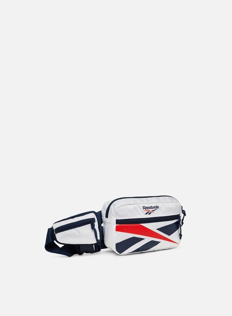 Marsupi Reebok Classics Repeat Vector Waist Bag
