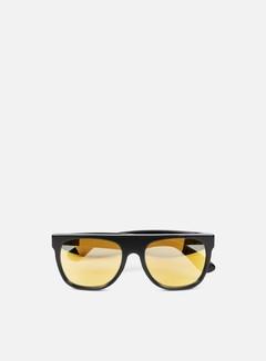 Retrosuperfuture - Flat Top, Black/24K Mirror
