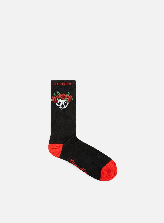 Rip N Dip Dead Rose Socks