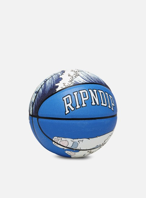 Accessori Vari Rip N Dip Great Wave Basketball