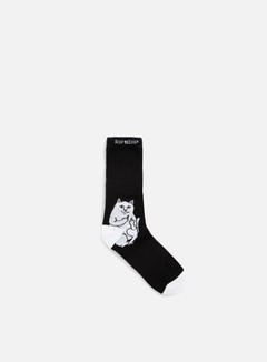Rip N Dip - Lord Nermal Sock, Black