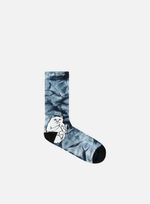 accessori rip n dip lord nermal socks black dye
