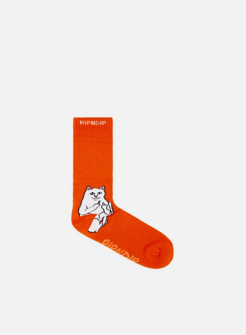 accessori rip n dip lord nermal socks orange