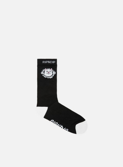 accessori rip n dip nermamaniac socks black