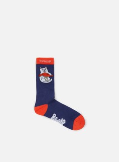 Rip N Dip - Nermshroom Socks, Navy 1