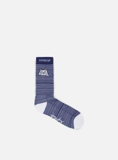 Rip N Dip - Peak A Nermal Socks, Navy 1