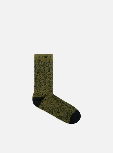 accessori rip n dip safari nerm socks olive