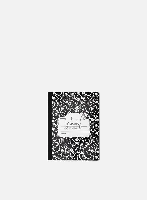 Various Accessories Rip N Dip Stay In Sk3wl Notebook