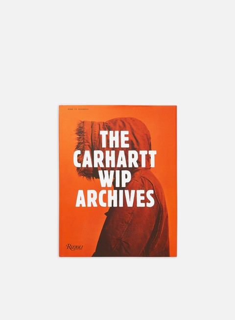 Libri Rizzoli New York Carhartt: Work In Progress