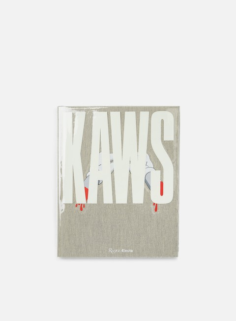Libri Rizzoli New York Kaws