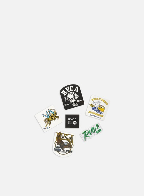 Various Accessories Rvca Sticker Pack