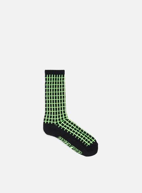 accessori santa cruz atomic peace sock black