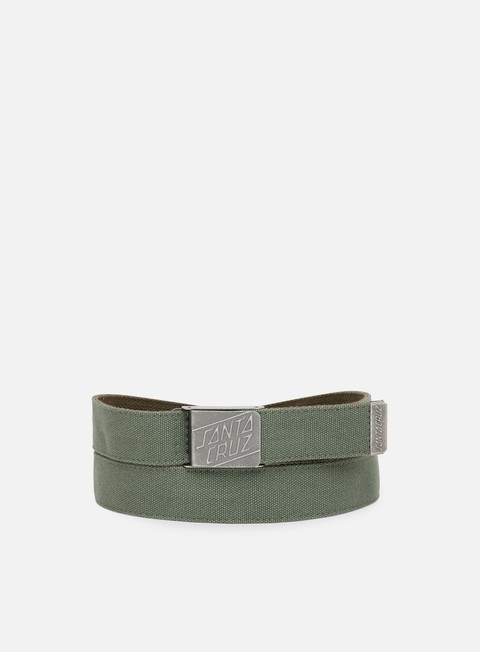 accessori santa cruz cabin belt sage