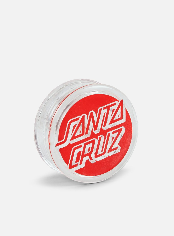 Santa Cruz - Classic Dot Grinder, Clear