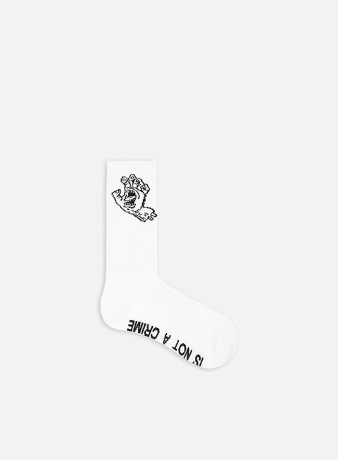 Socks Santa Cruz Crime Hand Socks