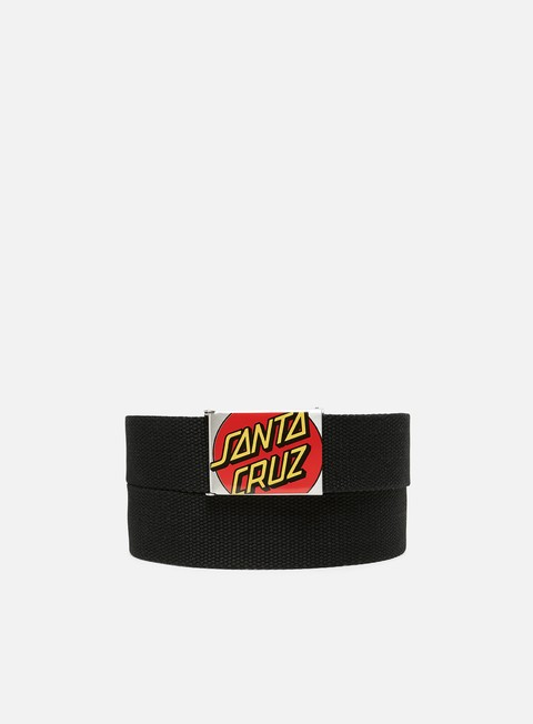 Cinture Santa Cruz Crop Dot Belt