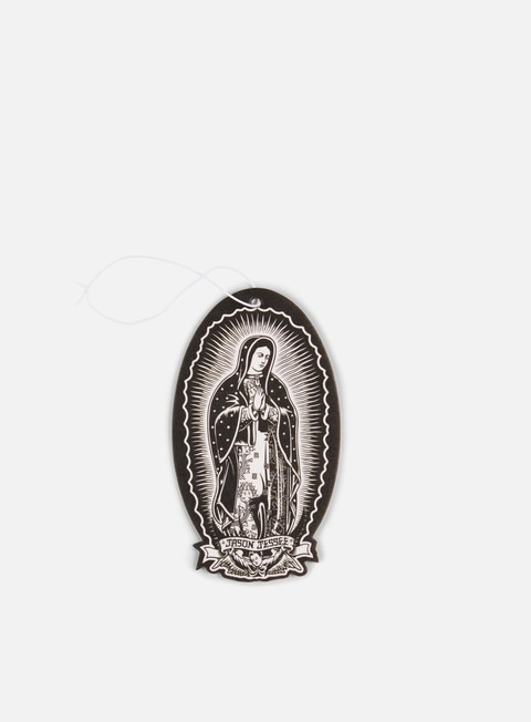 accessori santa cruz guadalupe air freshener black