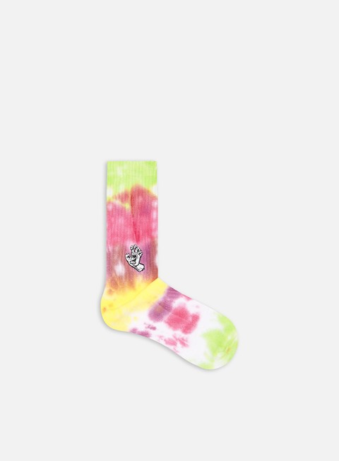 Socks Santa Cruz Mini Mono Hand Tie Dye Socks