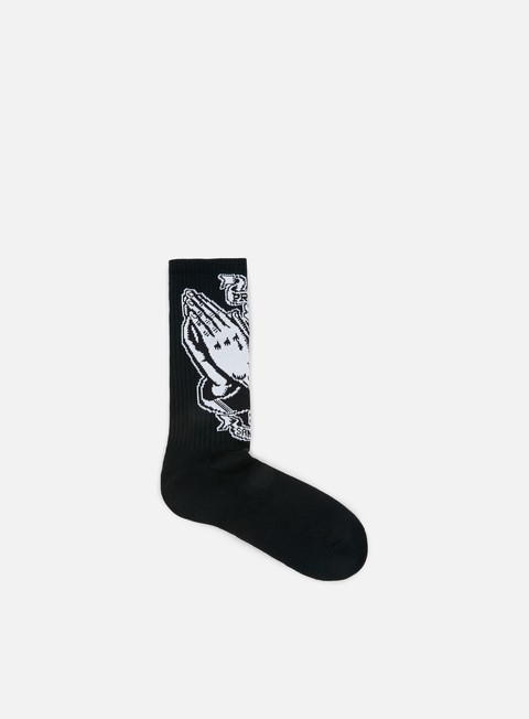 Santa Cruz Praying Hand Socks